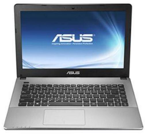 "Asus Laptop N550JV-CN301H 15.6"" - Abu abu"