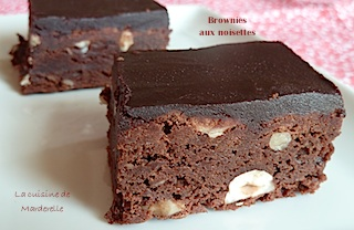brownies faciles
