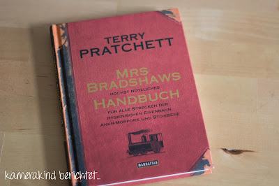 """""""Mrs Bradshaws höchst nützliches Handbuch"""" von Terry Pratchett"""