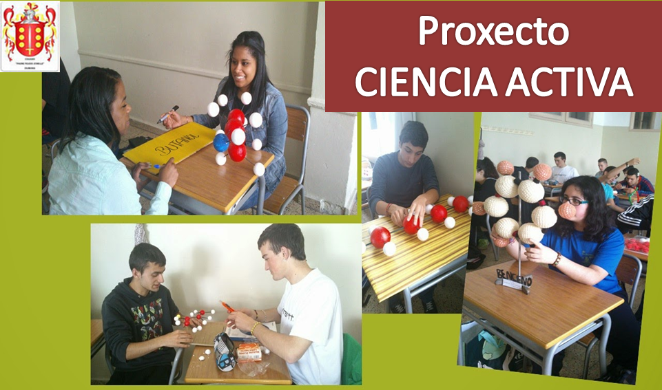 Proxecto Ciencia Activa
