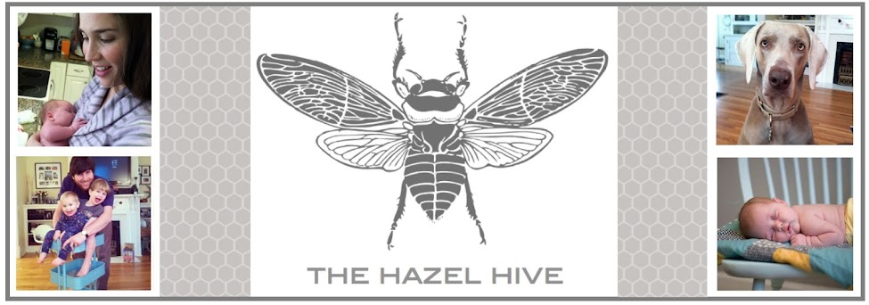 The Hazel Hive Five
