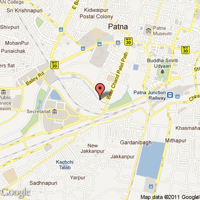 PF Office Address Patna