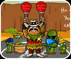 Người Mexico bay, chơi game phiêu lưu hay