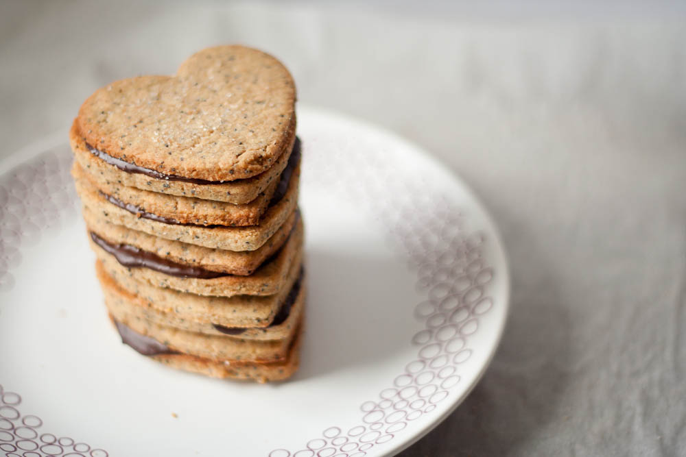 Buttered Up: Brown Sugar Sandwich Cookies