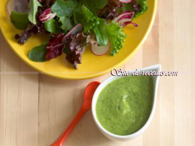 Molho especial para saladas