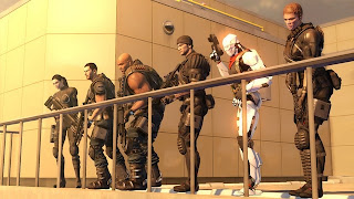 New Binary Domain Screenshots