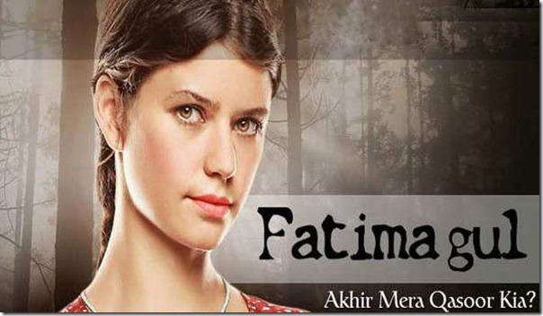 Fatmagul was second drama dubbed by Urdu1.