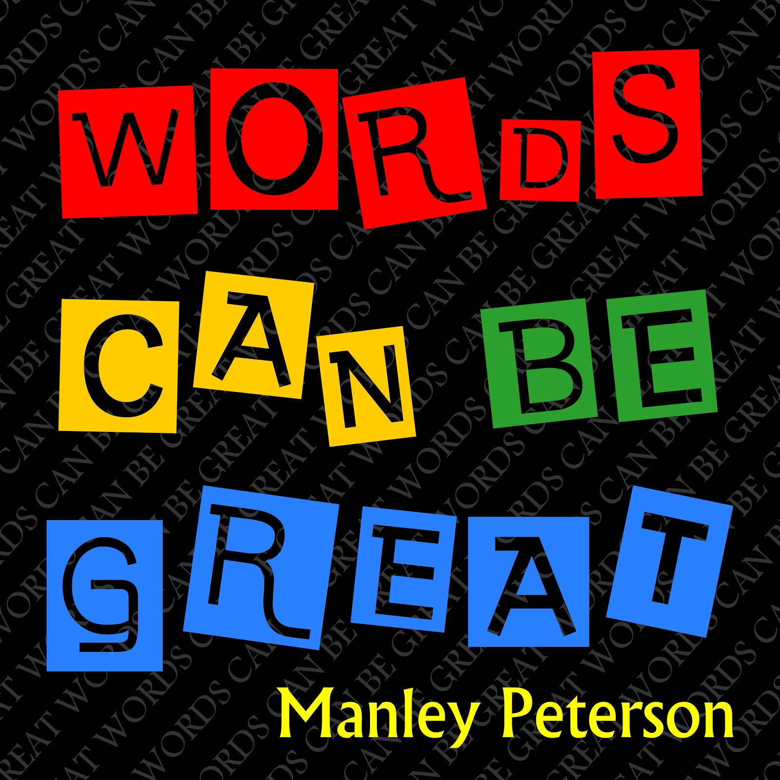 Words Can Be Great