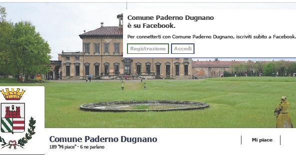 Padernoforum l 39 immagine istituzionale padernese la villa - Casa di cura paderno dugnano ...