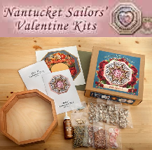 Would you like to create your own Sailors Valentine!
