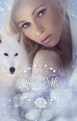 Bite Me Lupo Legacy 1 by E.A. Weston paranormal romance