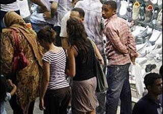 بنت مصرية بملابس مثيرة