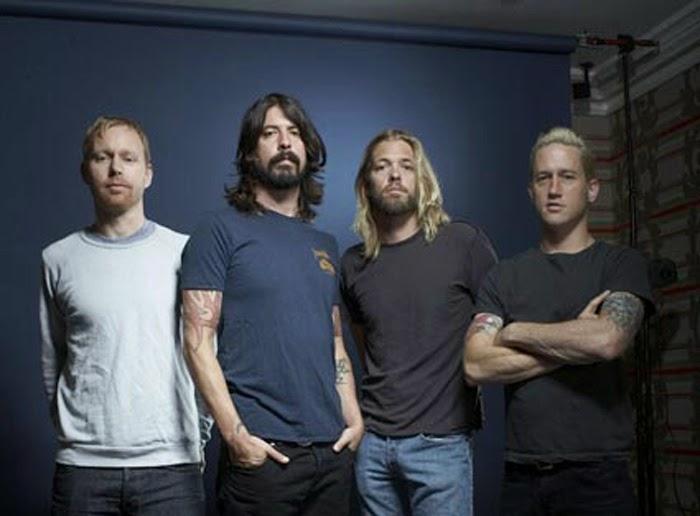 10 Lagu Rock Terbaik dan Terpopuler Foo Fighters