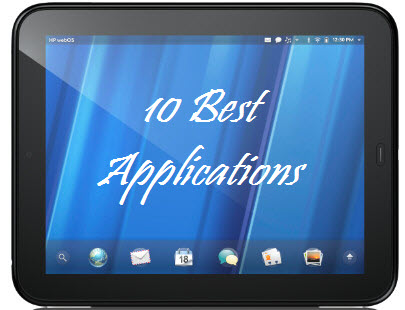 HP-TouchPad-best-applications