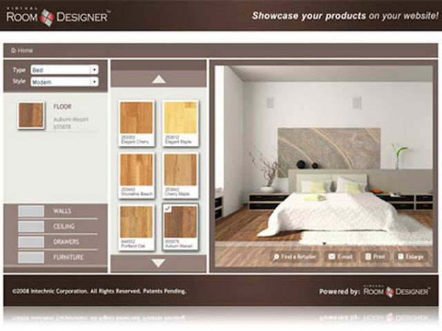 Design Your Bedroom Online