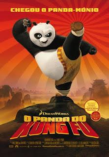 O Panda do Kung Fu (PT-PT) Capa