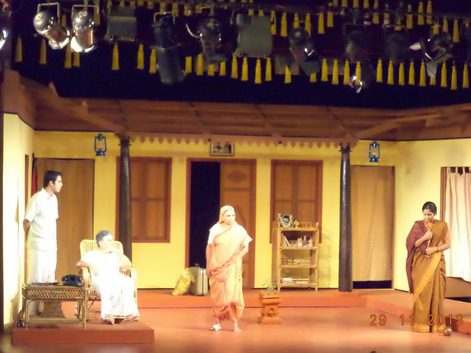 Poile Sengupta's 'Mangalam'