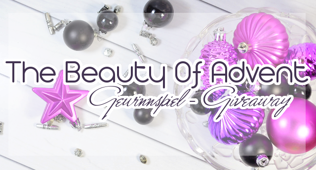 Adventsaktion Gewinnspiel The Beauty of Advent 2015