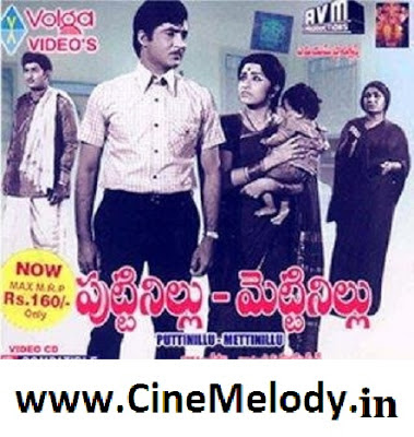 Puttinillu Mettinillu Telugu Mp3 Songs Free  Download 1973