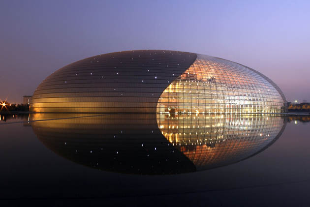 The art of architecture today 39 s archipic 42 for Beijing opera house architect
