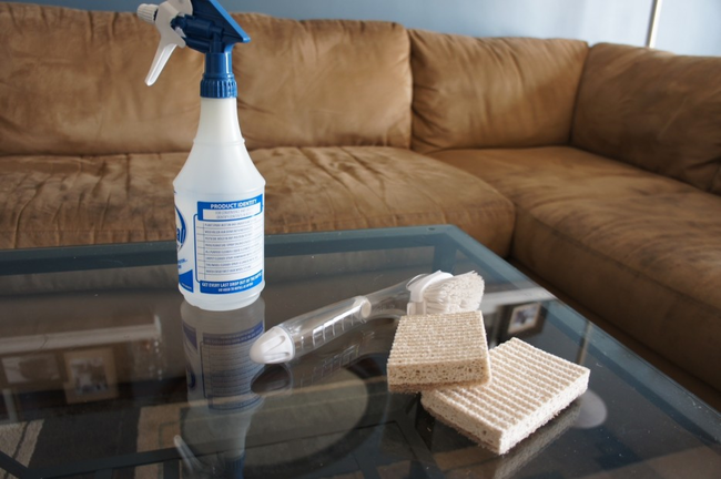 20 Genius Hacks That Will Help You Clean Anything You Can Imagine! - Microfiber Couch Miracle
