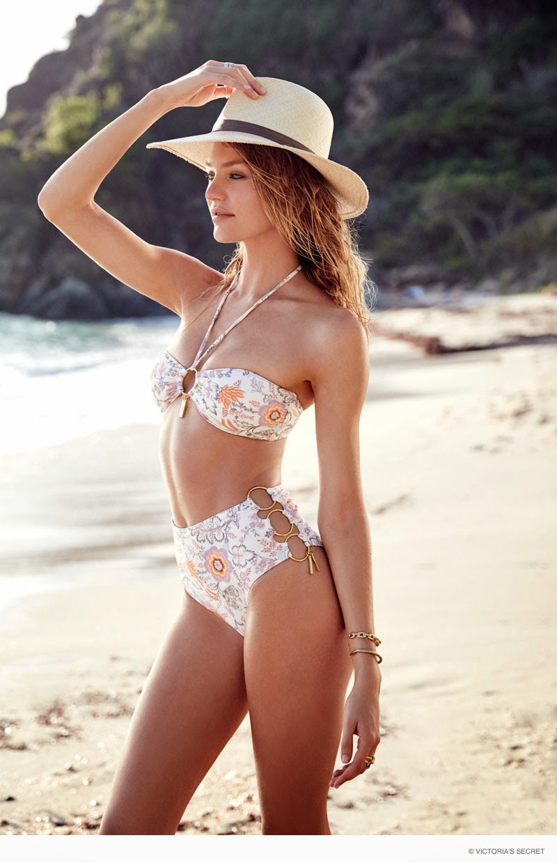 Victoria's Secret Swim Lookbook 2015