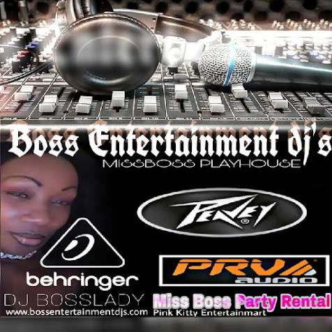 Boss entertainment djz