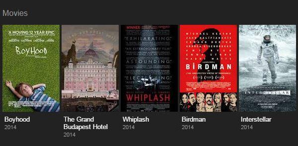 Film Terbaik Tahun 2014