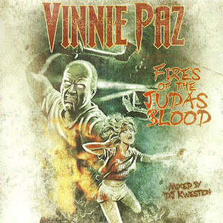Vinnie Paz Fires Of The Judas Blood