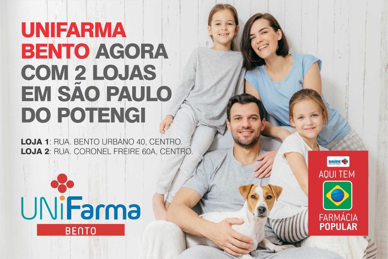 UNIFARMA BENTO