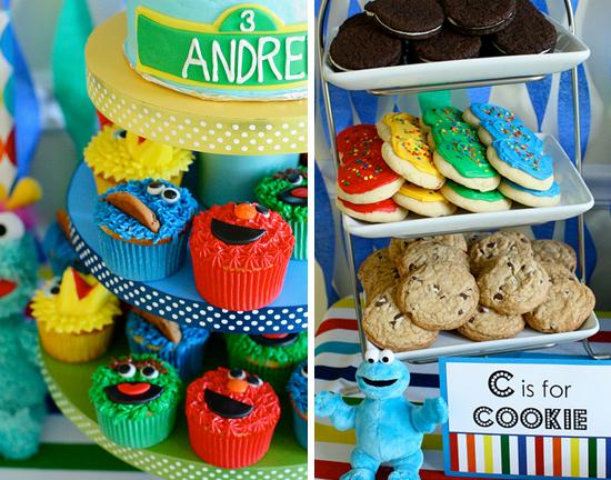 Fiesta De Cumplea  Os De Plaza Sesamo   Sesame Street