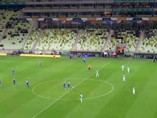 arquibancada PGE Arena