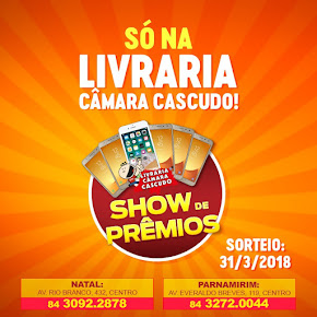LIVRARIA CÂMARA CASCUDO