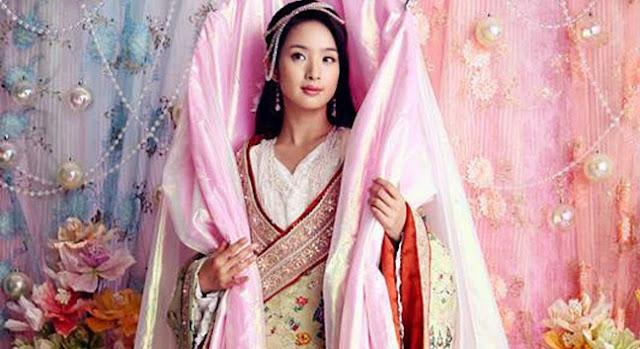 Zhao Liying HD Wallpaper
