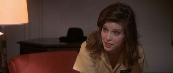 Candy Clark in The Man Who Fell to Earth