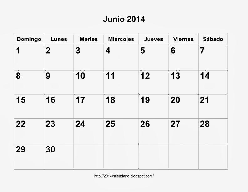 ... , Calendario 2014 para imprimir, Descargar plantilla calendario 2014