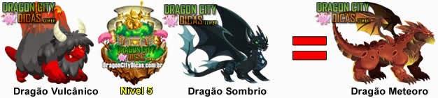 Dragão Meteoro