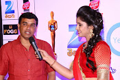 Zee telugu 10th anniversary photos-thumbnail-2