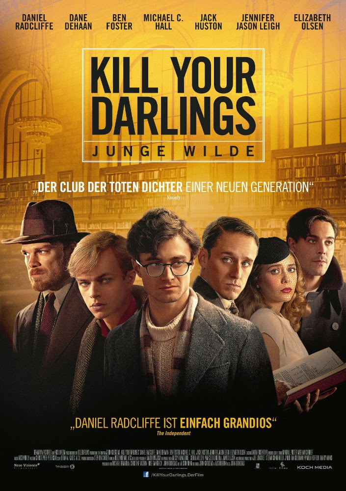 Amores Asesinos (Kill Your Darlings) (2013)