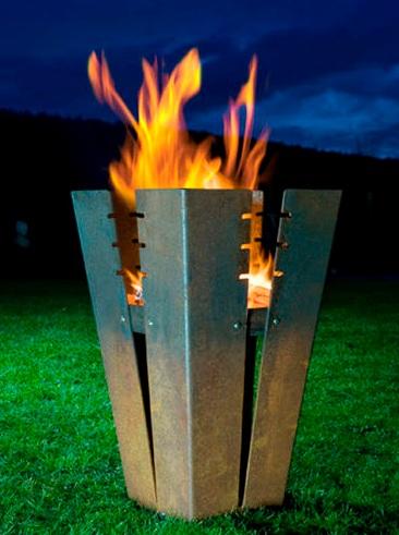 chimenea-portátil-de-jardín-metálica