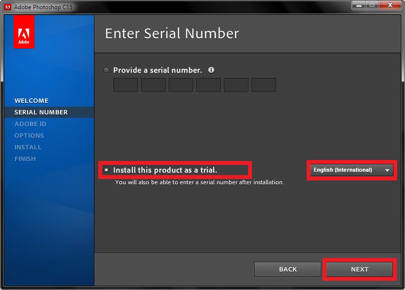Serial PHOTOSHOP CS5 clave activacion | TODO SERIAL