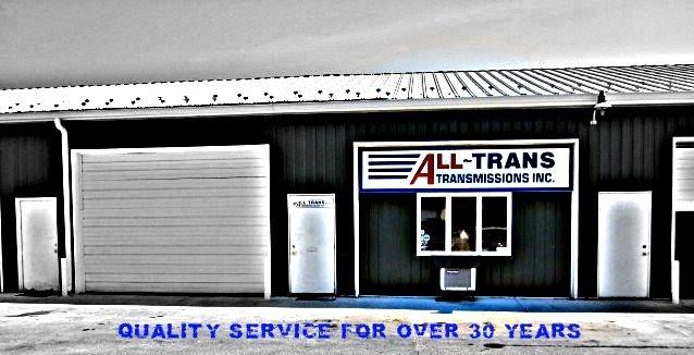 All-Trans Transmissions Inc.