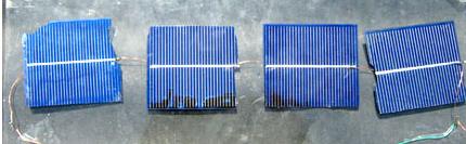 Solar Cell Boost Converter