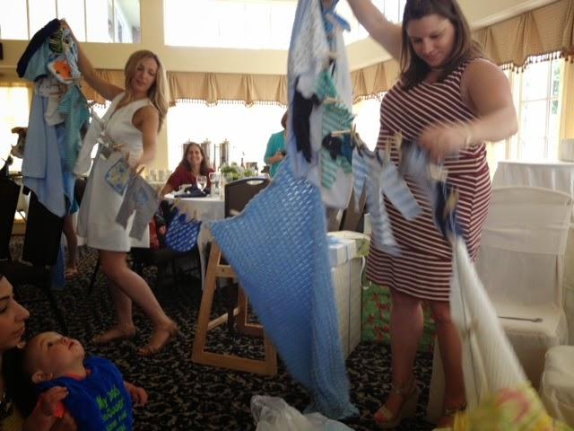 when tara met blog a nautical baby shower, Baby shower invitation