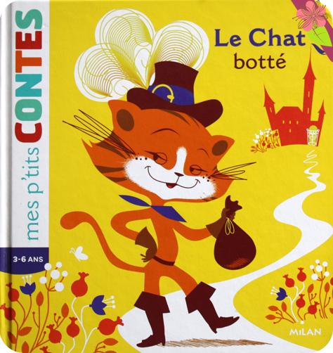 Le Chat botté de Camille Laurans et Marie Caillou - éditions Milan