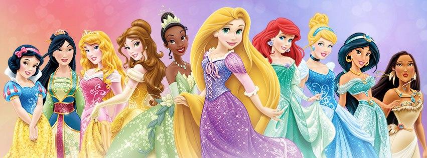 Nuevos Diseños de las Princesas Disney para 2013