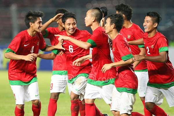 Indonesia vs Singapura