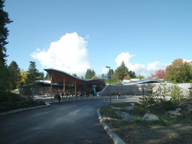 VanDusen Botanical Garden, New Visitor Centre, Vancouver, Canada