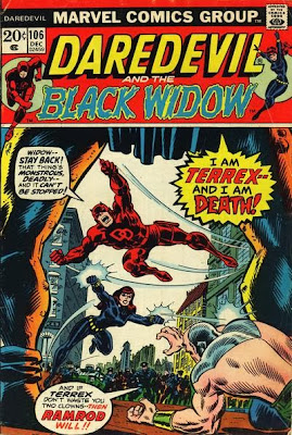 Daredevil and the Black Widow, Terrex