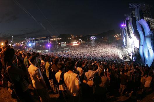 show rock in rio em lisboa 2006